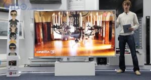 Эксклюзивный обзор первого 3D-телевизора с диагональю 84''. Представлен на IFA и уже в Украине!