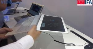 Acer Aspire S7 – ультрабук с сенсорным дисплеем и стеклянной крышкой