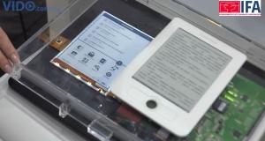 PocketBook демонстрирует дисплей E Ink Pearl HD