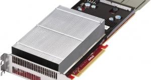 Мощные серверные графические процессоры AMD FirePro S9000 и S7000