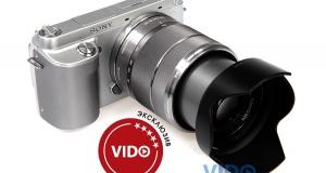 Sony Alpha NEX-F3K: компактный беззеркальный фотоаппарат