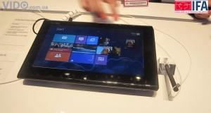 Sony VAIO Duo 11 – ультрабук превращается в планшет