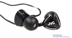 JVC Black Series HA-FXC80: для всех жанров музыки