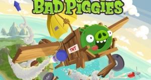 """Bad Piggies: """"конкуренты"""" Angry Birds на подходе! Посмотрим суть игры!"""