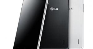 LG Optimus G - новая эра мобильных решений?