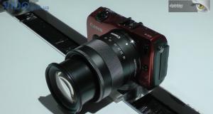 Canon EOS M – первая беззеркальная камера Canon