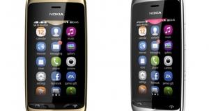 Представлены Nokia Asha 308 и 309