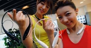 Элегантная гарнитура Bluetooth от LG - Tone+