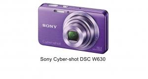 Фотоаппарат Sony Cyber-shot DSC-W630