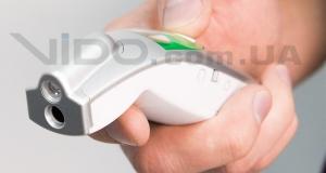 Видеообзор инфракрасного термометра (пирометра) Medisana FTN: моментальный результат