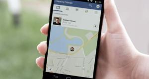 С Facebook следить за местоположением друзей легко