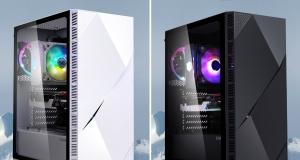 Ефективне охолодження компонентів та елегантний дизайн від ZALMAN: корпус Z3ICEBERG