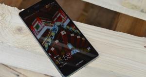 Видеообзор смартфона Huawei P9: инновации от Leica
