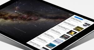 Apple представляет 12.9-дюймовый iPad Pro с клавиатурой и стилусом