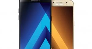 Новые смартфоны Samsung  серии Galaxy A