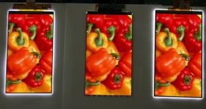 LG представила первый в мире FHD-дисплей с ультратонкими рамками