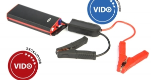 Огляд мобільної зарядки Ednet Mobile Jump Starter for Cars with Power Bank: маст хев для кожного автомобіліста!