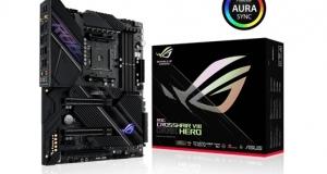 ASUS оголошує про три нові материнські плати та оновлення BIOS для процесорів Zen 3