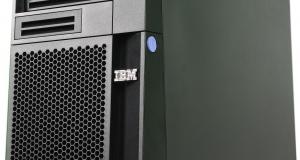 Корпорация IBM представила новый сервер начального уровня в отдельно стоящем корпусе System x3100 M5 Entry Tower Server