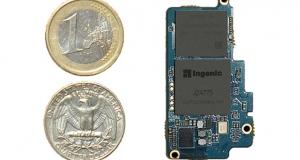 Чип размером с монету можно использовать для изготовления носимых устройств