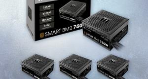Новинка від компанії Thermaltake – блоки живлення серії із потужністю 450 Ват, 550 Ват, 650 Ват і 750 Ват!