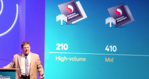 С новым Qualcomm Snapdragon 210 даже дешевые смартфоны получат LTE