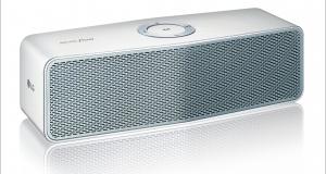 Bluetooth-динамик LG Music Flow P7 уже в продаже в Украине