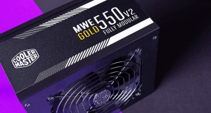 Блок живлення Cooler Master MWE Gold 550 - V2