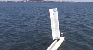 Lockheed Martin запустила літаючий дрон з підводного (відео)