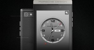 BlackBerry готовится к презентации обновленного Porsche Design P'9982