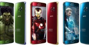 А вы бы хотели смартфон Galaxy S6 Edge с дизайном в стиле Мстителей?