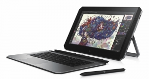 ZBook x2 – потужний ноутбук-трансформер від Hewlett-Packard