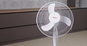 У боротьбі зі спекою – вентилятори Ardesto