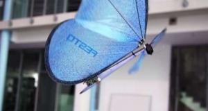 Дроны-бабочки от компании Festo (видео)