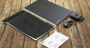 Огляд планшету Lenovo Yoga Book
