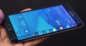 IFA 2014: Samsung показала Galaxy Note Edge с изогнутым дисплеем и тонной новых функций