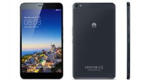 Новый планшет от Huawei MediaPad X1: подробности