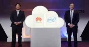 Huawei начинает сотрудничество с Intel и предоставит общедоступные облачные решения для мировых операторов связи