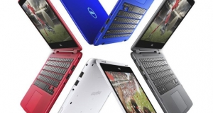 """17"""" ноутбук 2-в-1 и новое поколение многофункциональных ПК от Dell"""
