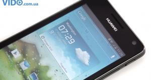 Huawei Ascend Honor Pro: доступный смартфон с 4,5-дюймовым IPS-дисплеем