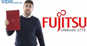 Fujitsu Lifebook U772: ультрабук для бизнеса, который наверняка понравится женщинам