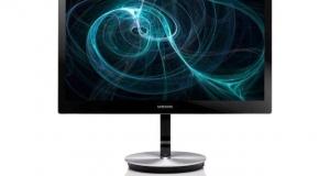 """Профессиональный 27"""" LED монитор Samsung 9 серии уже в Украине"""