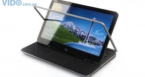 Dell XPS 12: ультрабук и планшет в одном корпусе