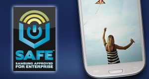SAFE – безопасность передачи и хранения данных для корпоративных мобильных устройств