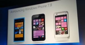 Выход Windows Phone 7.8 ожидается в первом квартале 2013 года