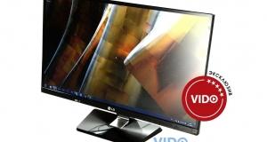 LG IPS277L: 27-дюймовый монитор с уникальным дизайном LG CINEMA SCREEN