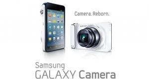 Samsung GALAXY Camera - уже в Европе