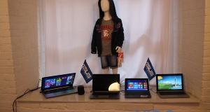 В Украине представлены ноутбуки и планшеты ASUS на базе ОС Windows 8