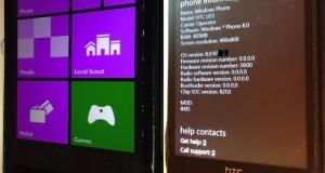 Windows Phone 8 работает на смартфоне трехлетней давности?