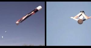 ВМС США представили новый прототип беспилотников, которые действую как рой насекомых
